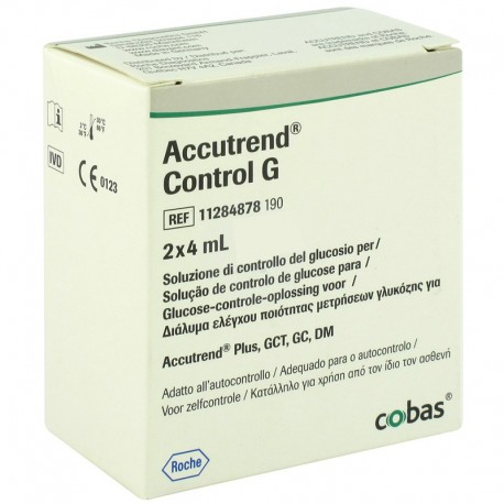 Accutrend Control G