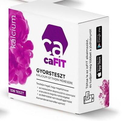 Kalciumhiány vizsgáló gyorsteszt önellenőrzésre (1x) CaFIT