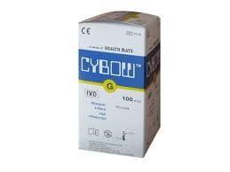 Glükóz Vizeletvizsgáló tesztcsík (100 db-os) Cybow-G