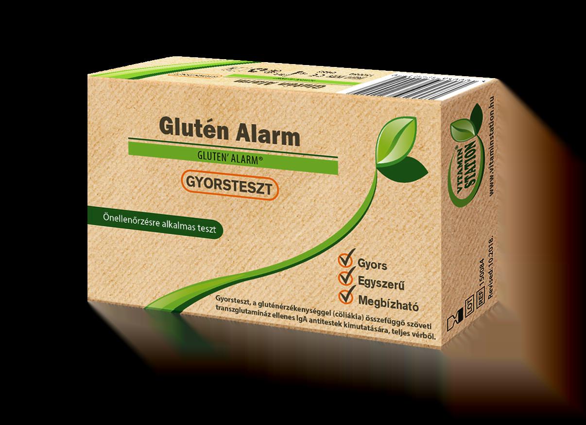 Glutén teszt GLUTÉN ALARM (1x) önellenőrzésre