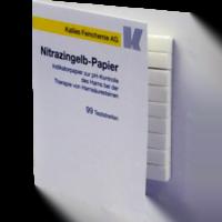pH tesztcsík (120 db)