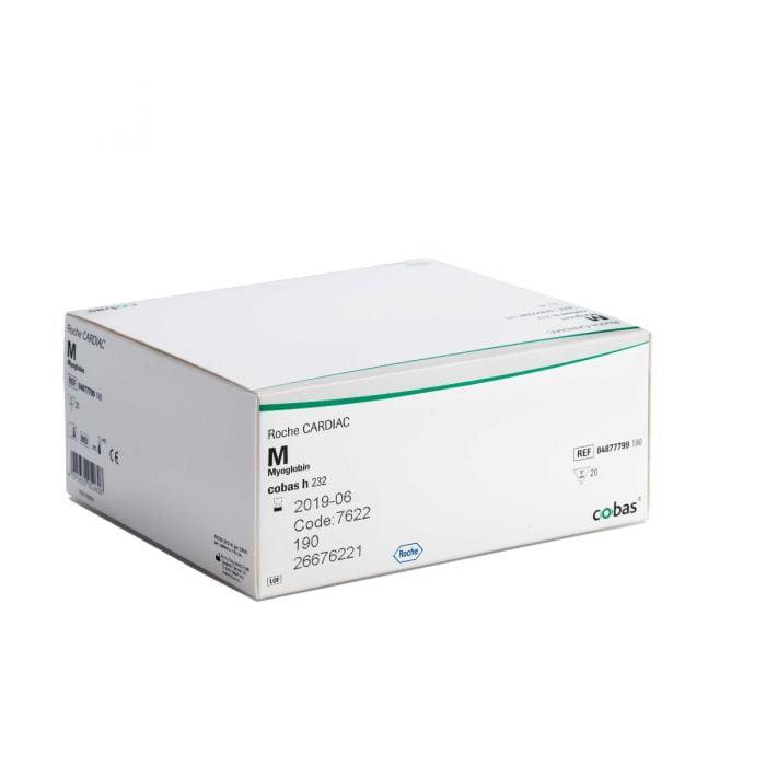 Roche CARDIAC M Myoglobin 20 teszt/doboz
