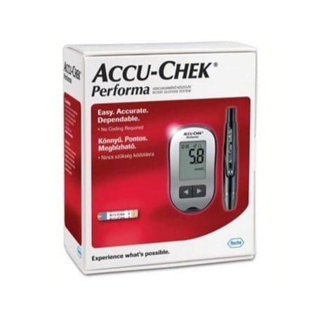 Accu-Chek Performa Kit vércukormérő készlet