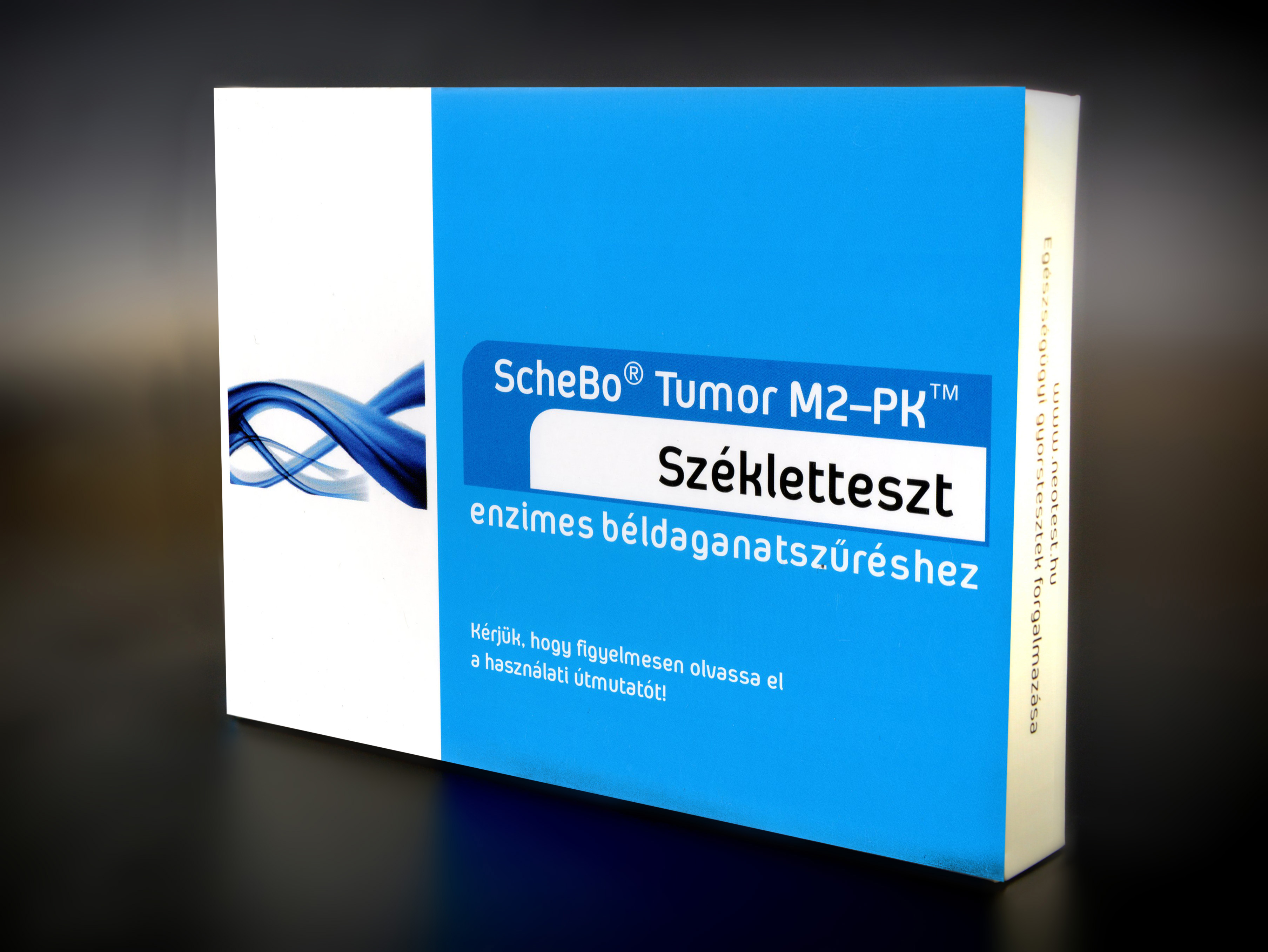Akciós enzimes béldaganat szűrő székletteszt csomagban 4 db (ScheBo T. M2-PK)