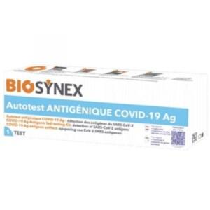Biosynex Selftest Ag 1x Nasal